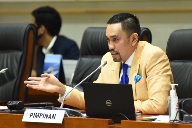 Sukses Adalah Hak Semua Orang, Ungkap Ahmad Sahroni