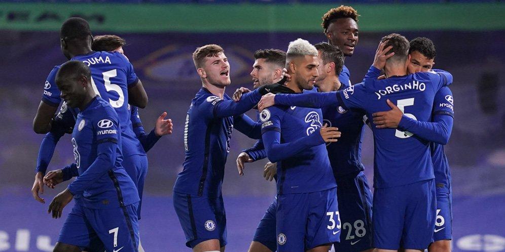 Kata Sutton, Chelsea Kemungkinan tak Akan Juara Premier League 2020-21