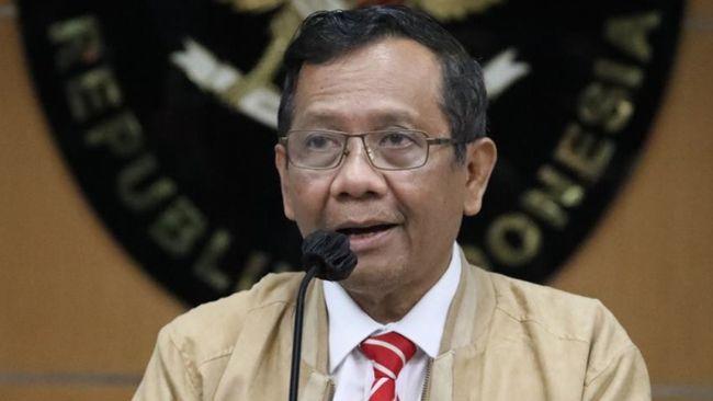 Mahfud MD: Semua Kegiatannya Harus Dihentikan, FPI Resmi Dilarang Pemerintah