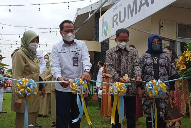 Rumah BUMN Sumsel, Wadah UMKM Saat Pandemi COVID-19