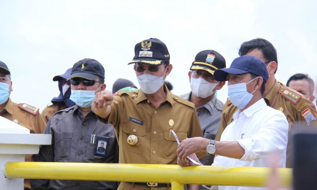 Pemkot Palembang Akan Bangun Jembatan ke Pulau Kemaro