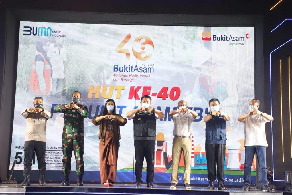 HD Kian Optimis, Inovasi Hilirisasi Batubara Percepat PT Bukit Asam Menjadi Perusahaan Energi Dunia
