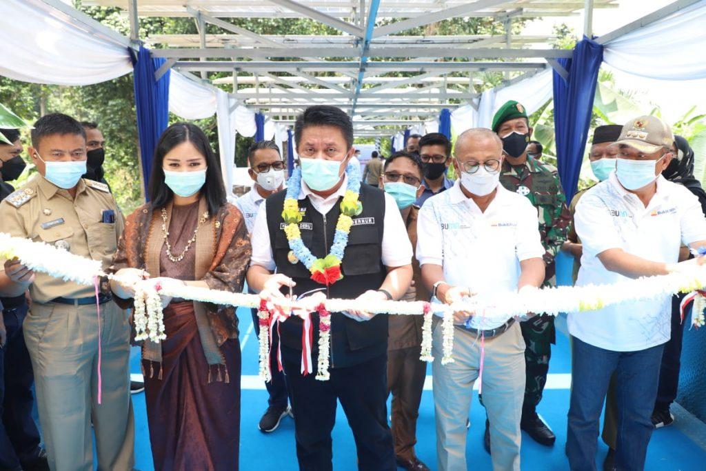 Listrik Masuk Sawah Inisiasi Herman Deru, Dapat Dukungan  Penuh dari PT BA