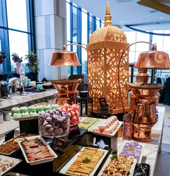 Ramadhan Iftar di Wyndham Opi Hotel Palembang