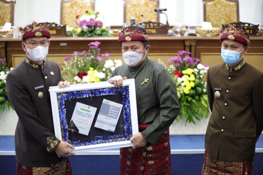 Herman Deru Apreasi Kota Pagar Alam  Getol  Jaga   Kualitas    Lingkungan dan Kearifan Lokal