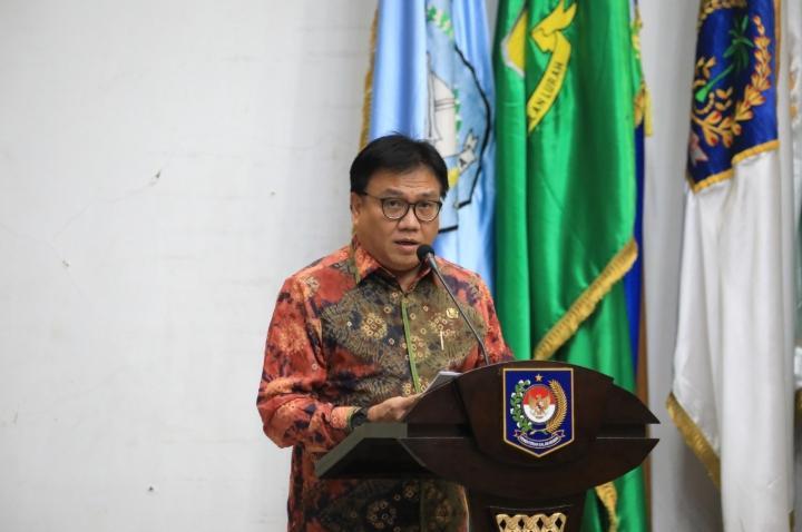 HNU Nahkodai Langsung Perangkat Daerah Kejar IGA 2021