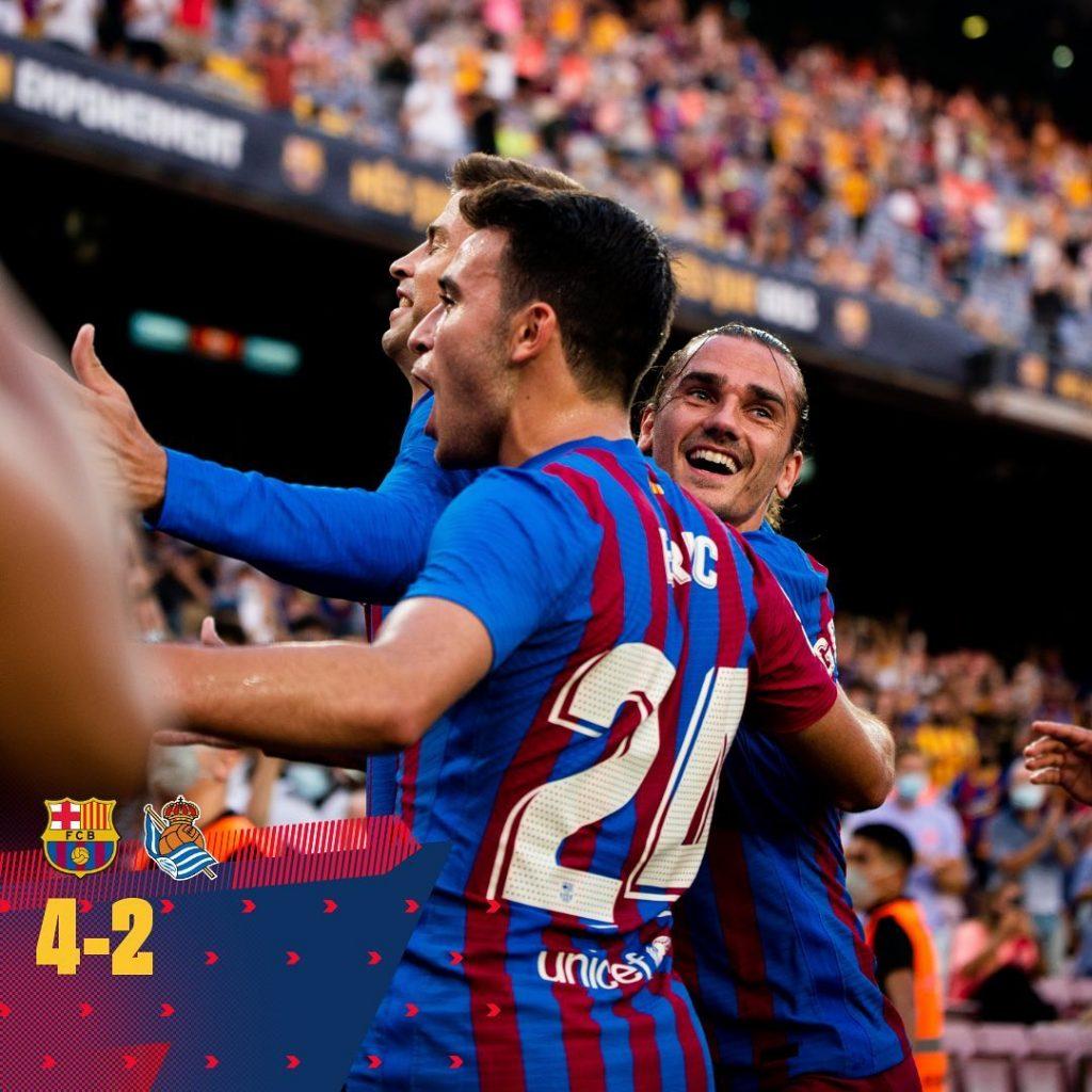 BARCELONA FC Makin Tajam Setelah ditinggalkan Sang Bintang Leonil Messi