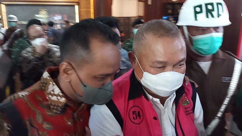 Mantan Gubernur Sumsel Alex Noerdin Resmi ditetapkan Tersangka Korupsi