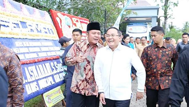 Beni Hernedi Jadi Plt Bupati Musi Banyuasin Setelah Di Tunjuk Oleh Gubernur Sumatera Selatan