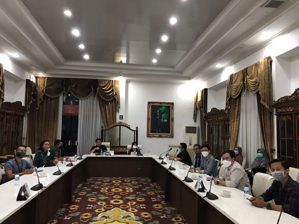 Gubernur Herman Deru Mendukung Adanya Forum Admin Media Sosial (FAMS) Sumatera Selatan