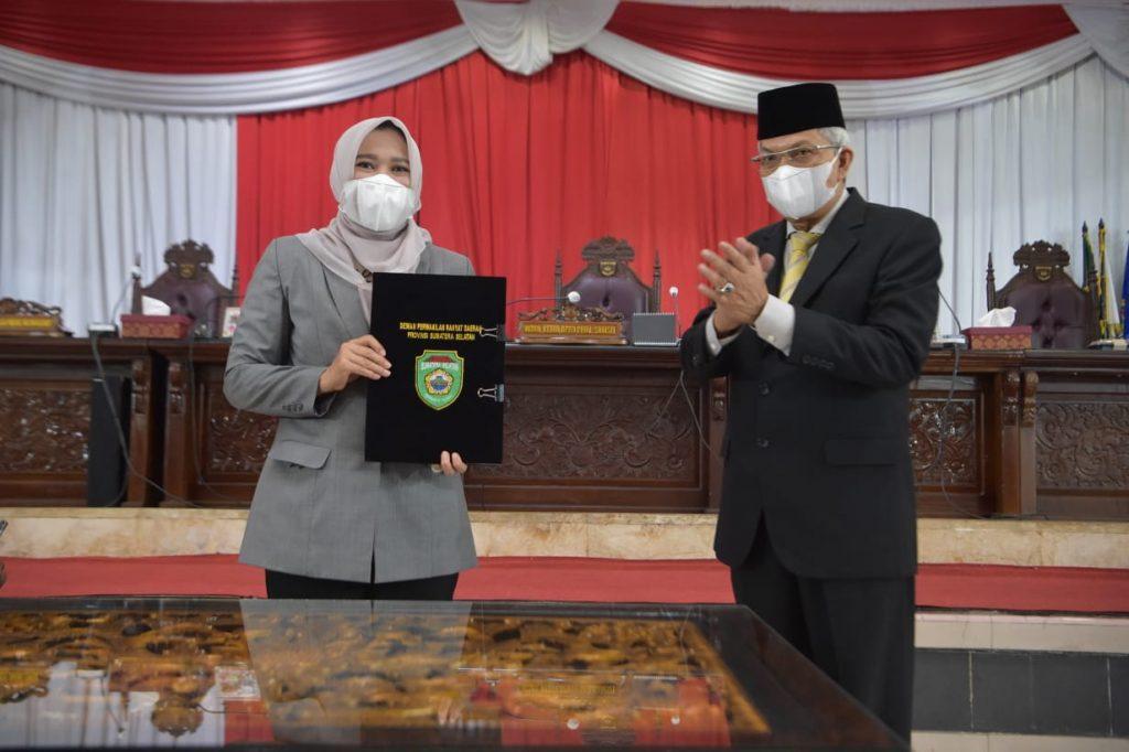 Bapemperda DPRD Sumsel Gelar Perubahan Tata Tertib